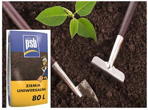 SOIL Multipurpose Compost  80L Enriched Plants Flowers Vegetables Potting Grow