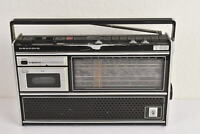 Grundig C 6000 Automatic Kassetten Radio tragbar Radiorecorder funktioniert