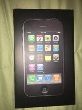 Black Apple iPhone 3GS Box AT&T 8gb No Phone Included Box Only