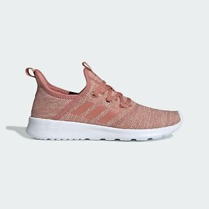 Adidas Cloudfoam Pure Running Shoe Color Pink Size US 9.5 Women EE8079