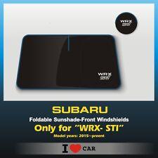 SUBARU WRX_STI Series Foldable Sunshade-Front Windshields_Updated Version