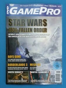 Game Pro 06/2019 mit Doppel-DVD  ungelesen 1A absolut TOP