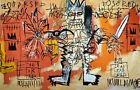 Jean-Michel Basquiat, Untitled (Tar, Tar, Tar, Lead, Lead Lead), Signed Litho
