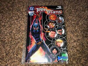 TEEN TITANS #1/2 (2004 DC / WIZARD)