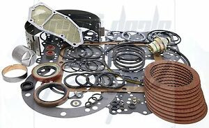 Fits Ford C4 Raybestos Red Stage 1 Performance Transmission Rebuild Kit