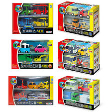 TAYO the Little Bus Friends 26 Cars Special Toy Set Character Children Kids Gift