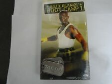 BILLY BLANKS BOOT CAMP 1 VHS NEW