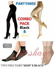Women Sexy Shiny Stockings Pantyhose Tights Breathable Sheer Hosiery High Socks