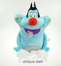 """15"""" New Oggy and the Cockroaches Soft Plush Toy Stuffed Doll 38cm Kids Gift"""