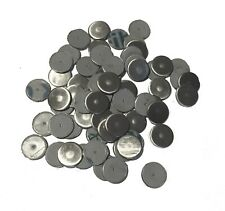 16ga Stainless Steel Round Disk Sheet Metal Plate Various Sizes (Lot 25,50,100)