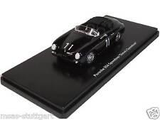 "Porsche 356 Speedster #71 noir ""Steve´s Speedster"" - Schuco 1:43"