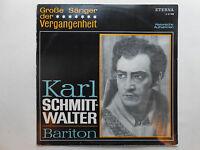 Schallplatte  ST33 vinyl Karl Schmitt-Walter