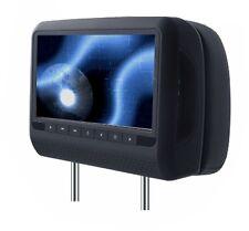 Mongoose Q490 Black ADR Approved DVD Headrests