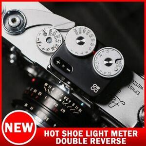 DOOMO METER D Hot Shoe Light Meter Double Reverse 120/135 Rangefinder For Leica*