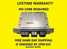 07-08 FORD VAN  ECM 7C2A-12A650-BBA LIFETIME WARRANTY NO CORE