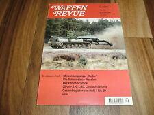 WAFFEN REVUE  99 -- PANZERSCHRECK / SCHWARZLOSE-PISTOLEN / FLAKPANZER KUGELBLITZ