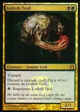 Lotleth troll foil | nm | Return to Ravnica | Magic mtg