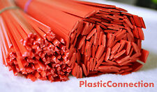 BARRE di saldatura plastica HDPE (GAS) MIX 30pcs. Automotive, acqua, industrie alimentari