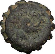 Demetrius I, Soter  Seleucid King 162BC RARE Ancient Greek Coin Elephant  i37038