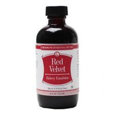 LorAnn Flavoring Oil RED VELVET BAKERY EMULSION FLAVOR 4 oz.