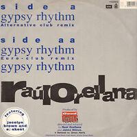 RAUL ORELLANA - GYPSY Rhythm, Feat. JOCELYN BROWN - Hispavox