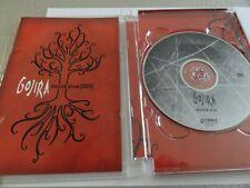 Gojira  – The Link Alive {2003} crystal dvd box..RARE
