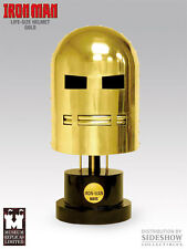 MUSEUM REPLICAS – IRON MAN – Helmet of Iron Man – Golden Edition