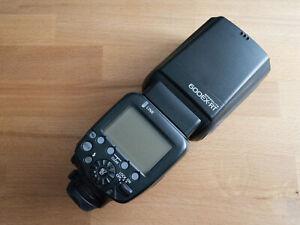 Canon Speedlite 600EX-RT Shoe Mount Flash - Excellent Condition - UK