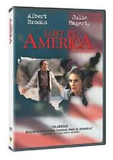 LOST IN AMERICA. Albert Brooks, Julie Hagerty (1985). Region free. New DVD.