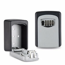 Wall Mounted Home Money Key Hider Storage Box New 4 Digit Security Code Lock