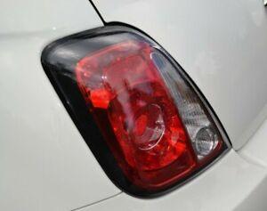 Fiat 500 Tail Light Lamp Left Black Housing Genuine Mopar 68172251AA