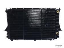 Radiator-Nissens WD EXPRESS 115 54067 334 fits 92-94 Audi 100