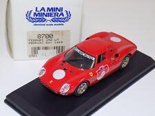 1/43 Best models of Ferrari 250 LM Ferrari Days 1983  La Mini Minera