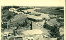 VINTAGE, WWI, THE TRENCH OF DEATH AT DIXMUDE, POSTCARD, #3