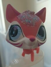 Littlest Pet Shop LPS Pink Sparkle Tiger 3122