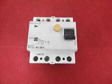 Eaton Moeller Schutzschalter PXF 40A 0,03A (30mA) Fehlerstromschutzschalter