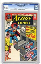 Action Comics #399 CGC 9.6 classic Neal Adams cover