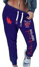Pantalones de jogging Mujer deportivos Fitness Deporte Pijama Pantalón Chándal