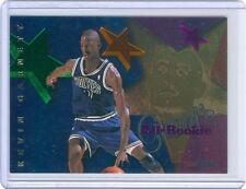 1995-96 Hoops Grant's All-rookie team #AR6 KEVIN GARNETT Timberwolves Nrmt+