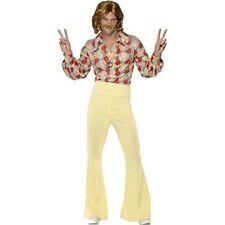 Déguisements costumes jaunes taille L pour homme