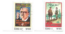 Ireland-World war I-Poster Art fine used 2015-military