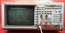 Hp Agilent Keysight 54522a Digital Oscilloscope 500mhz 2gsas 2channels