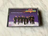 Industria Del Amor Sueños Con Amor Cassette Tape SEALED! ORIGINAL 2000 NEW! RARO