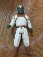 Star Wars 1983 Vintage Klaatu Skiff Guard figure