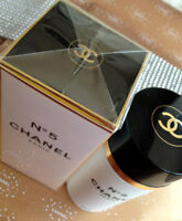 SEALED HUGE 150g RARE CHANEL No5 PERFUMED TALCUM TALC BODY POWDER  DISCONTINUED