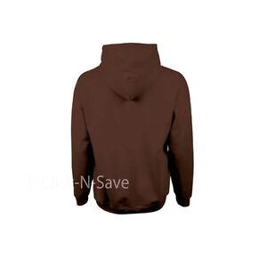 Men Women Unisex Solid Full Zip Up Hoodie Classic Zipper Hooded Sweatshirt S-5XL