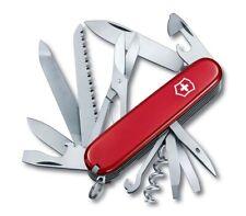 VICTORINOX SWISS ARMY POCKET KNIFE RANGER RED 91MM 1.3763