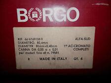 ALFA ROMEO ALFASUD BORGO PISTONS & RINGS