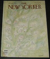New Yorker Magazine June 25, 1979-J. J. Sempe Cover