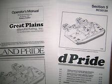 Land Pride Parts Amp Operator Manuals For Rc35120 Rotary Cutter 35 Series 120